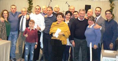 A Palazzolo Acreide la cena di solidarietà: raccolti 610 euro