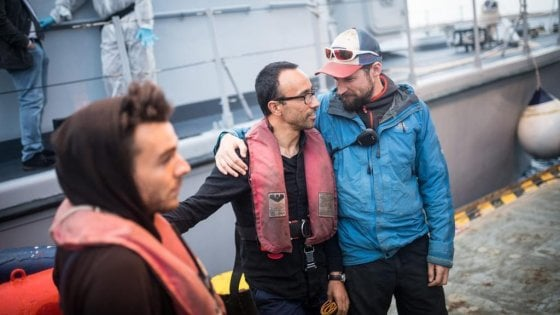 Comandante della Sea Watch sentito per 6 ore in Procura ad Agrigento