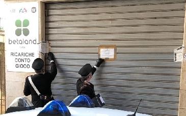 Centri scommesse illegali, quattro sequestri a Palermo e provincia