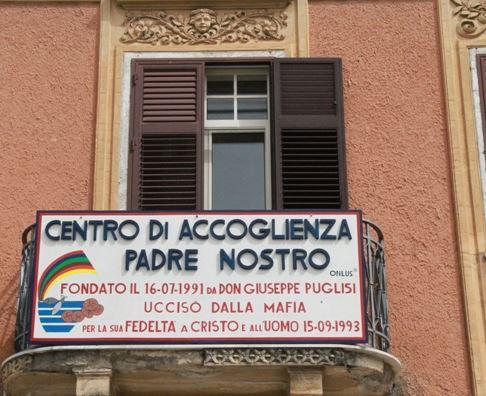 """Palermo, nuova  intimidazione  al """"Centro Padre Nostro"""""""