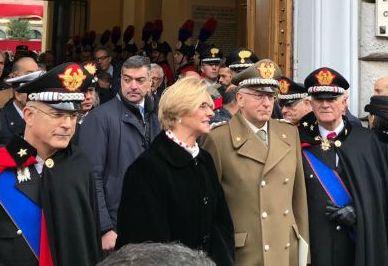 Cambio al vertice dei carabinieri: Nistri nuovo comandante