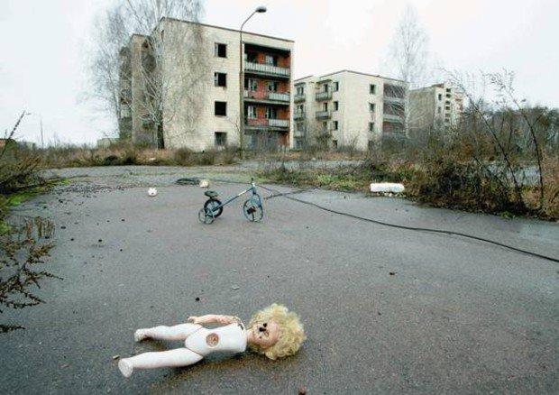 Cernobyl, 32 anni fa la più grande catastrofe nucleare civile