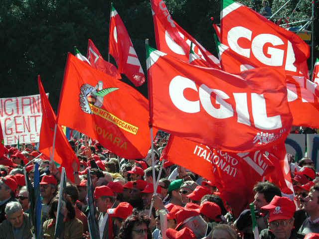 Cgil: 70 anni in Sicilia, manifestazione con Camusso e Macaluso