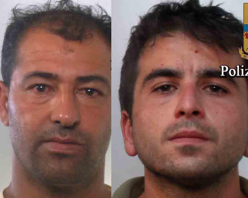 Vittoria, allacci abusivi e droga nascosta: due persone arrestate