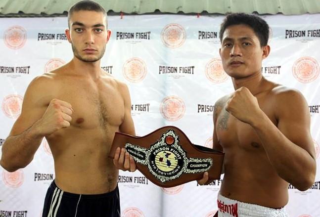 Ragusa, titolo italiano pro fcr di Muay Thai k1: Marco Schembri sfida Gordi a Pisa
