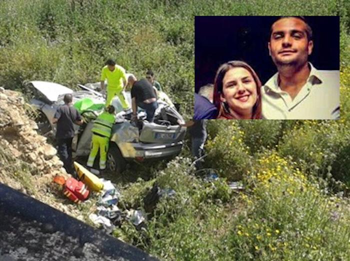 Il 25 Aprile si trasforma in tragedia sulla Floridia - Cassibile, 3 morti ed una donna gravissima