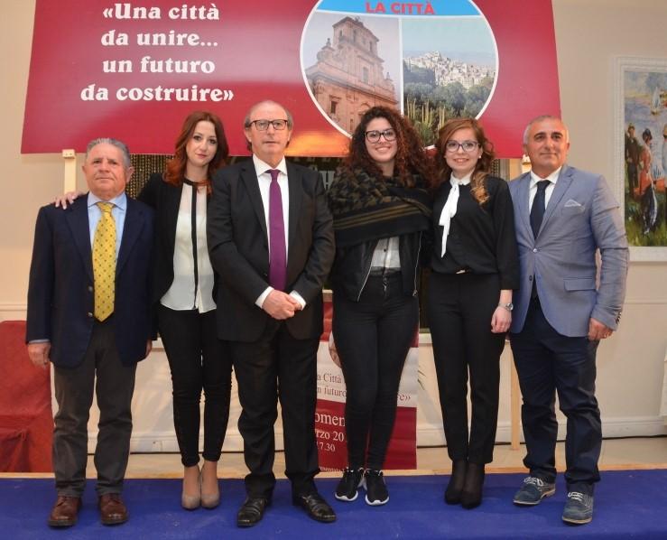 Chiaramonte Gulfi, il candidato sindaco Gurrieri indica le deleghe assessoriali