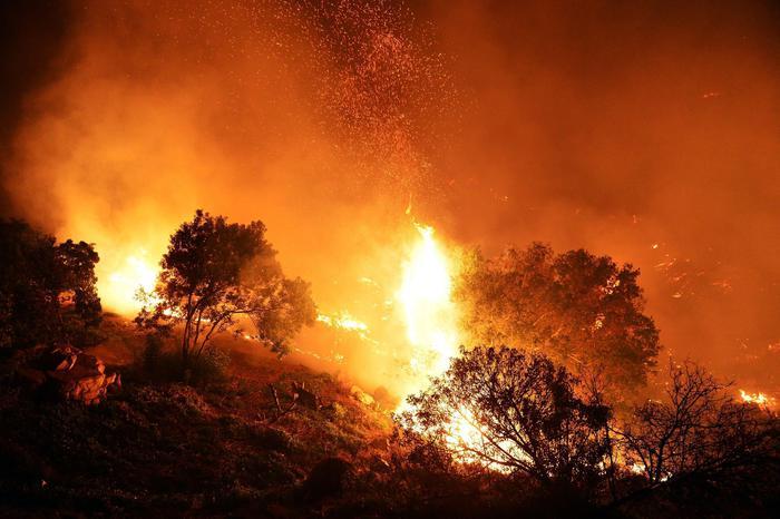 Incendi, dopo 48 ore cessata l'emergenza nel Ragusano