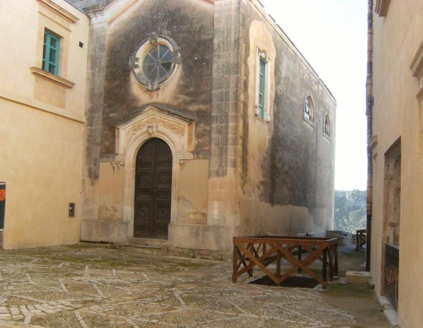 Modica, chiesa del Castello dei Conti: finanziato il restauro