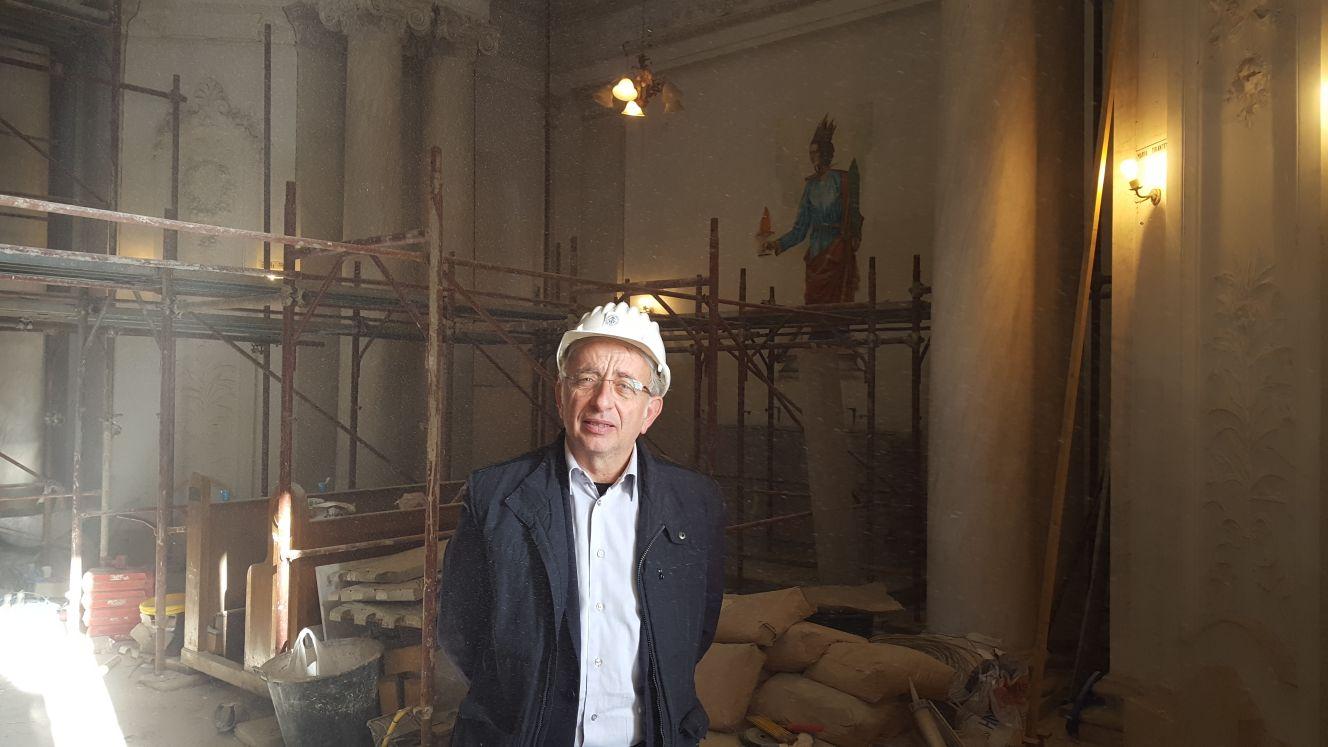 """Siracusa, Vinciullo: """"73 mila euro per la Chiesa del Cimitero"""""""