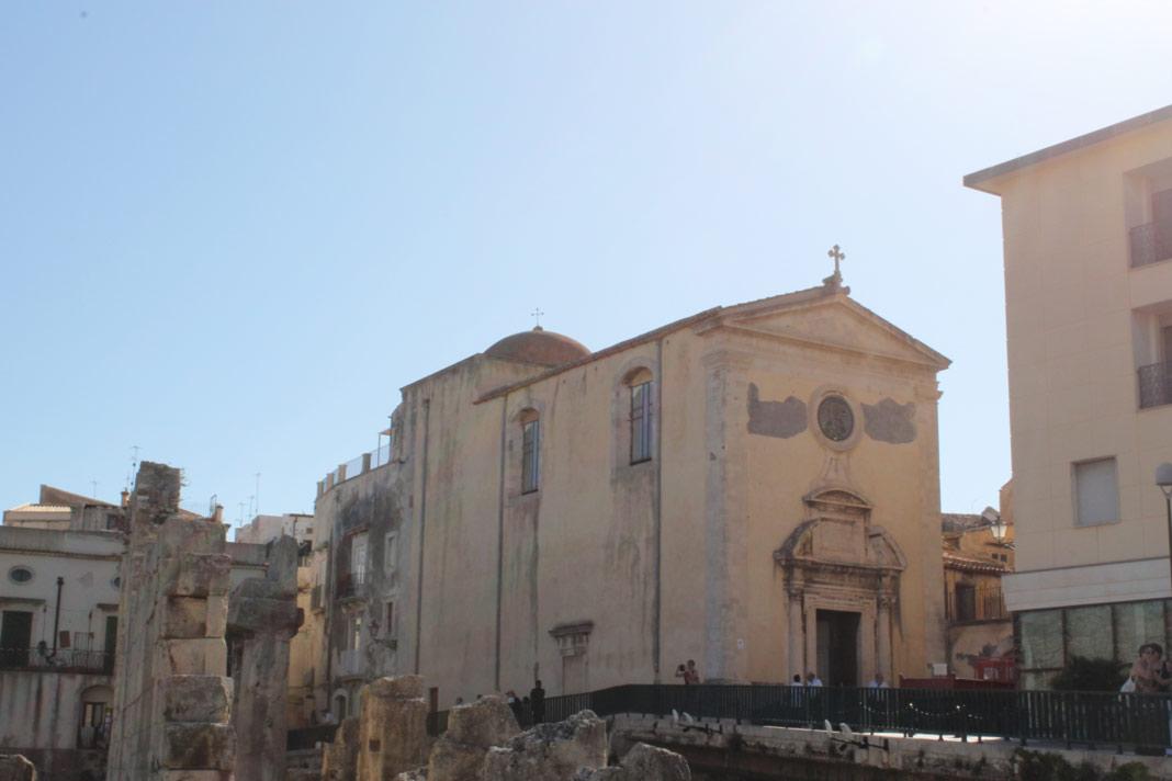 Siracusa, 25 mila euro per messa in sicurezza della Chiesa di San Paolo