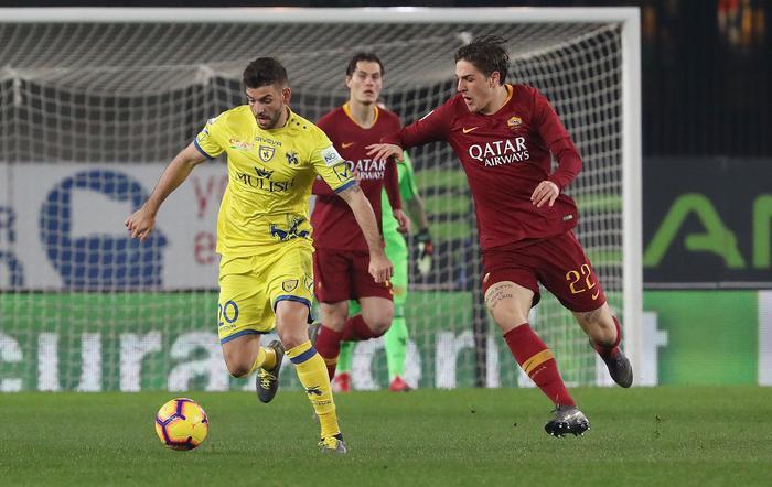 Tris della Roma con il minimo sforzo sul campo del Chievo Verona