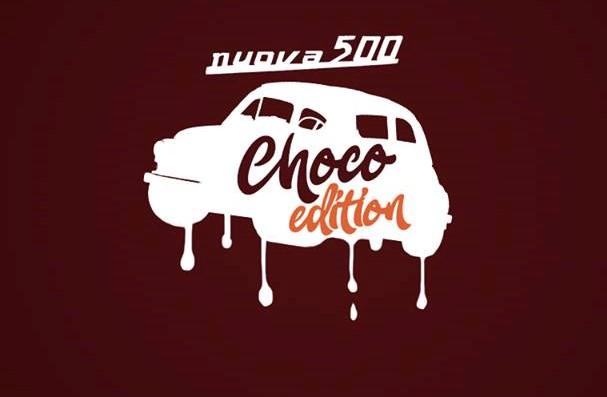 """Modica, per la kermesse dell'oro nero anche una """"Fiat 500 choco edition"""""""