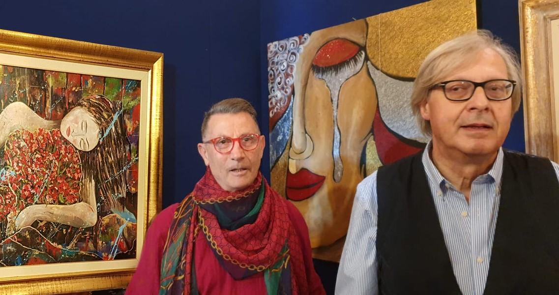 Il pittore modicano Guido Cicero espone al Museo Diocesano di Mantova