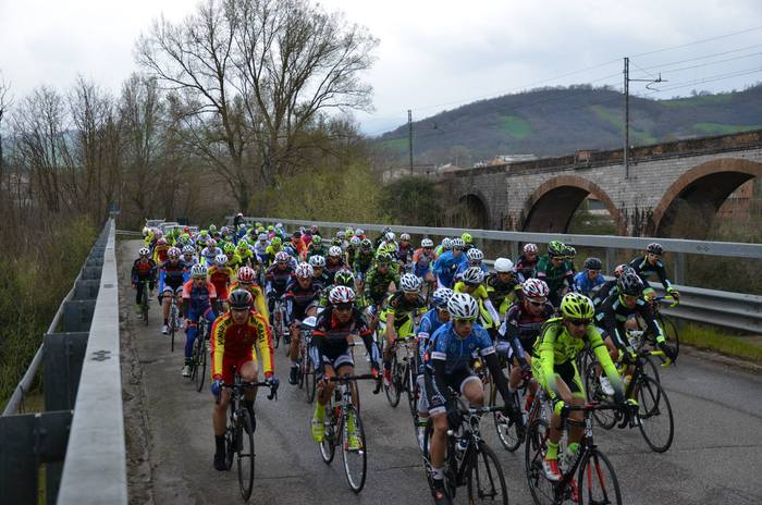 Ciclismo, atleti di Comiso sul podio alla