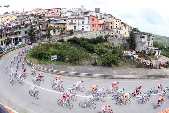 Rcs progetta un gara di ciclismo a tappe in tutta la Sicilia