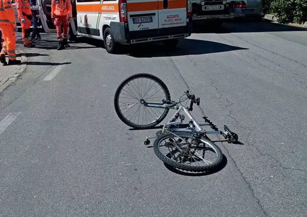Muore un ciclista travolto da un furgone a Piazza Armerina