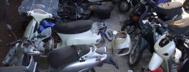 Scicli, denunciato a piede libero per ricettazione di moto