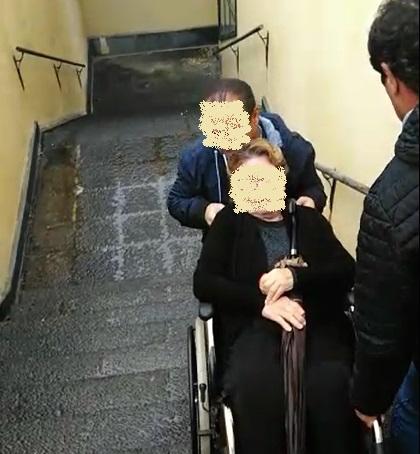 """Cimitero """"vietato"""" ad anziani e disabili, è polemica a Misterbianco"""