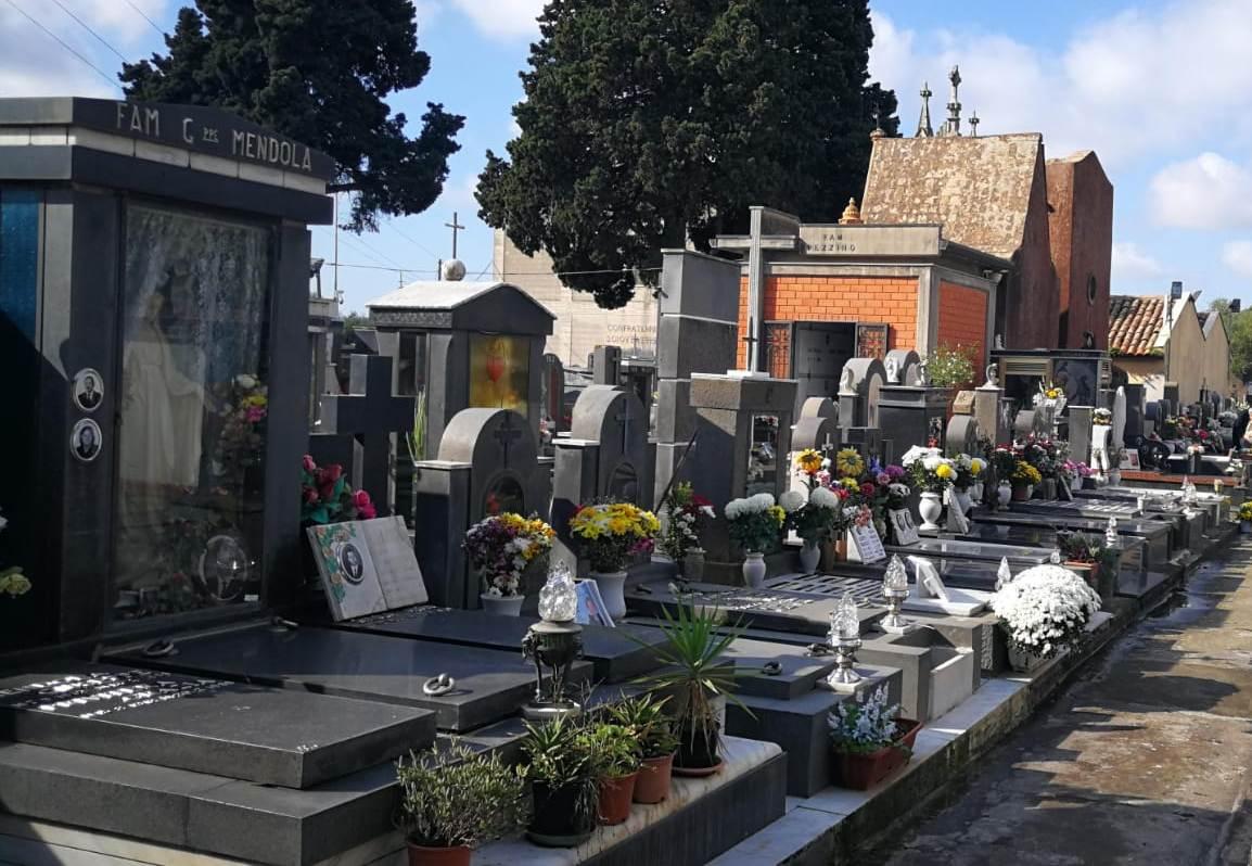 Sepolture out a San Giovanni Galermo, Zingale:cimitero da ampliare