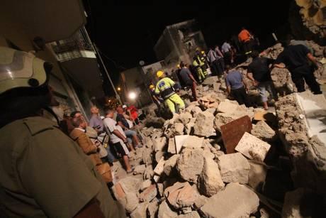 Cina: esplosione vicino a una miniera, 11 morti e nove feriti