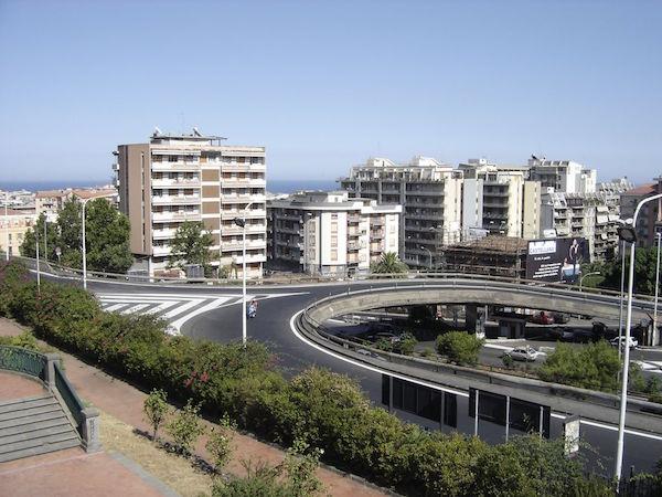 Catania, da oggi tratto di circonvallazione chiusa per un anno