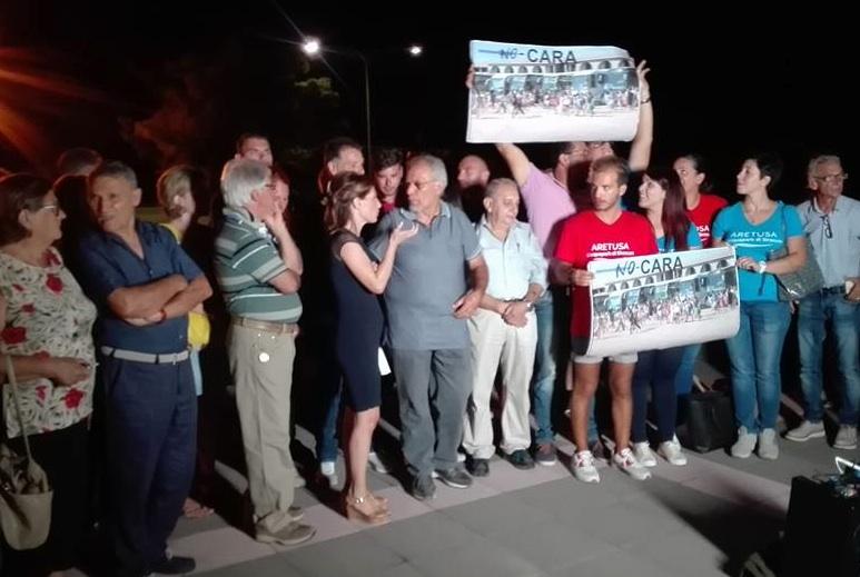 Il business dei migranti a Città Giardino, ma la gente non li vuole