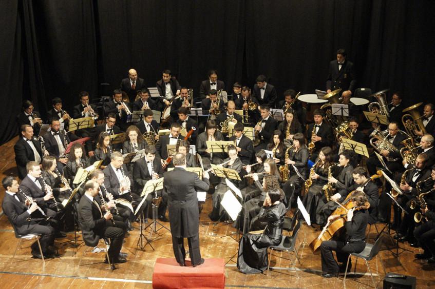 Modica, concerto di Santa Cecilia della Civica Filarmonica