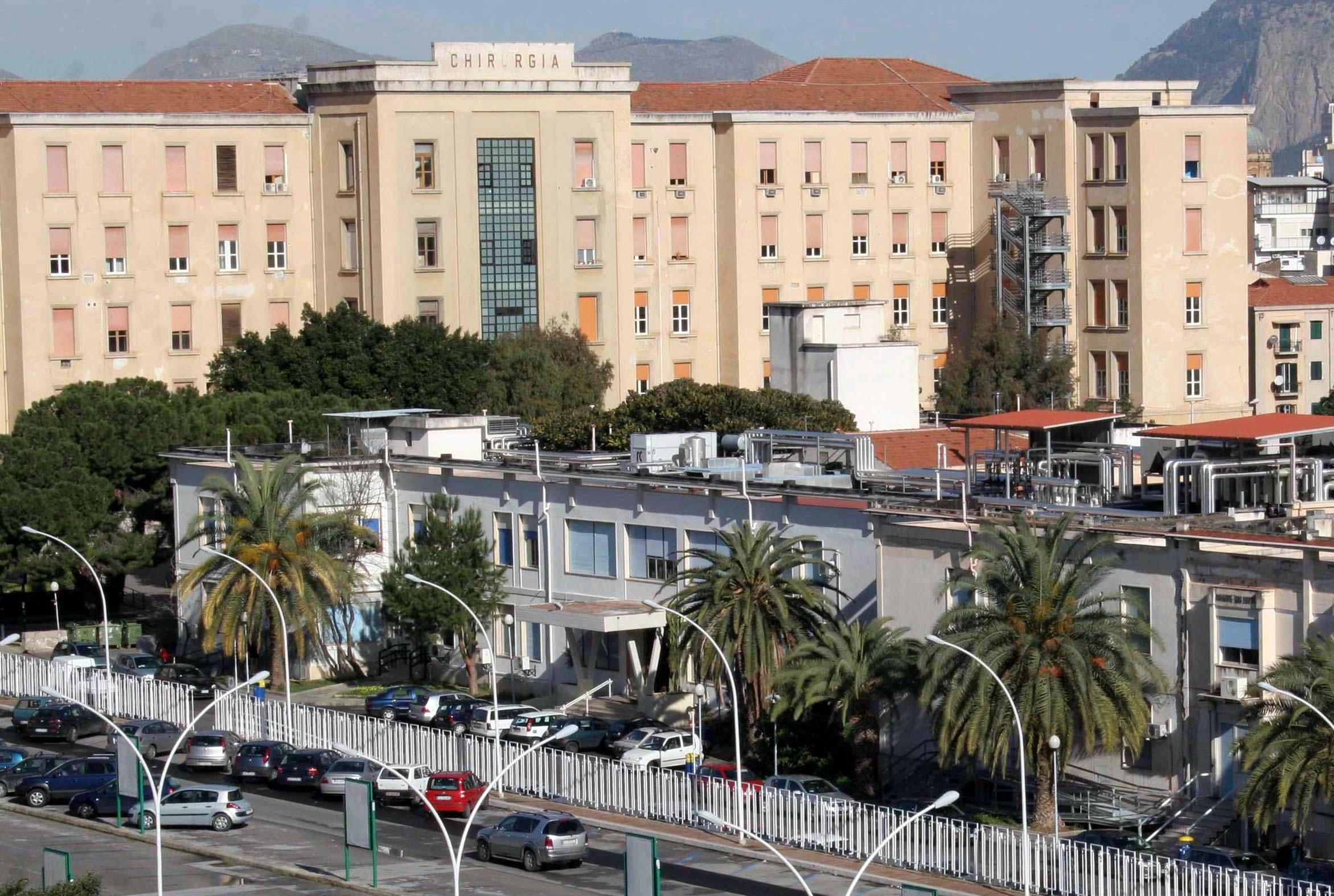 Infermiere aggredito con un pugno in faccia al Civico di Palermo