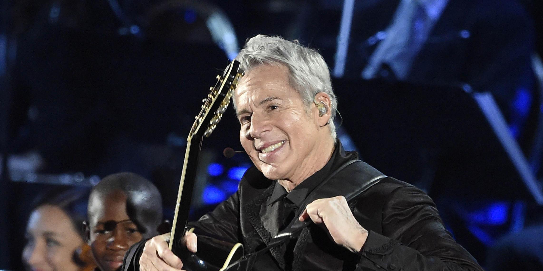 Claudio Baglioni in concerto al Teatro Greco di Siracusa il 17 luglio