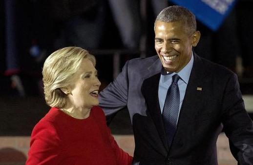 Usa, bombe recapitate a Obama e Hillary Clinton