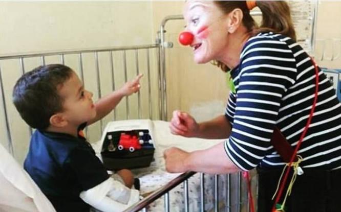 """Ragusa, premiato il progetto """"Manda un clown in ospedale"""""""