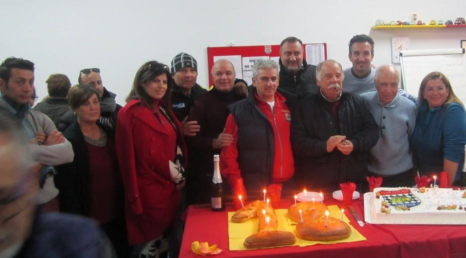 """Modica, Club Fiat 500 """"Vittorio Brambilla"""": festeggiati diciotto anni di attività"""