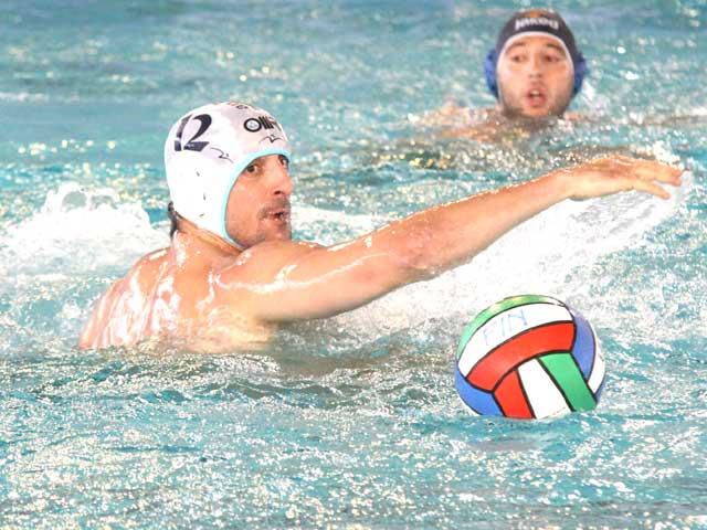 Pallanuoto, l'Ortigia crolla nel secondo parziale: il Verona vince per 12 a 8