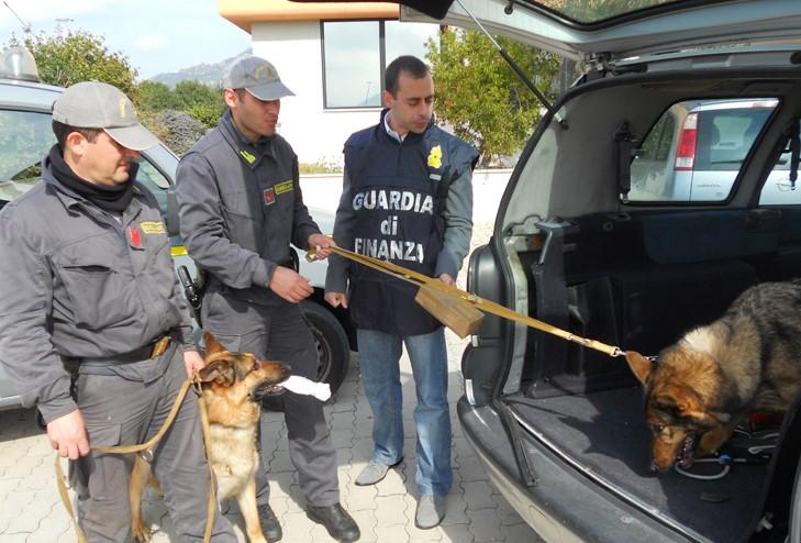 Palermo, traffico di cocaina: sequestrati beni per 600 mila euro