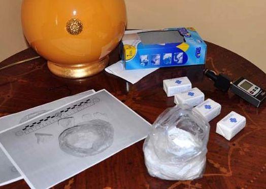 Nascondeva le dosi di cocaina nel materasso: arrestato a Ribera