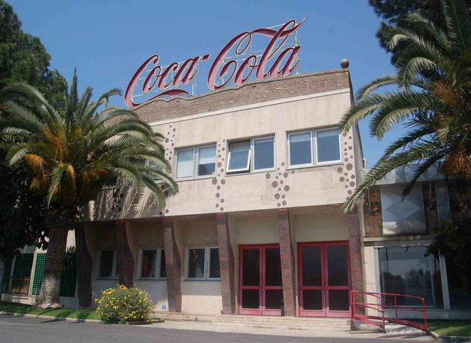 Coca - Cola, la Sibeg di Catania celebra 60 anni