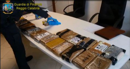 Droga, sequestrati ventotto chili di cocaina al porto di Gioia Tauro