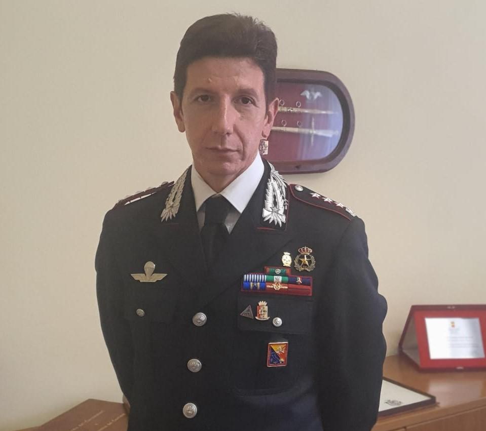Siracusa, il colonnello Barecchia nuovo comandante provinciale Carabinieri