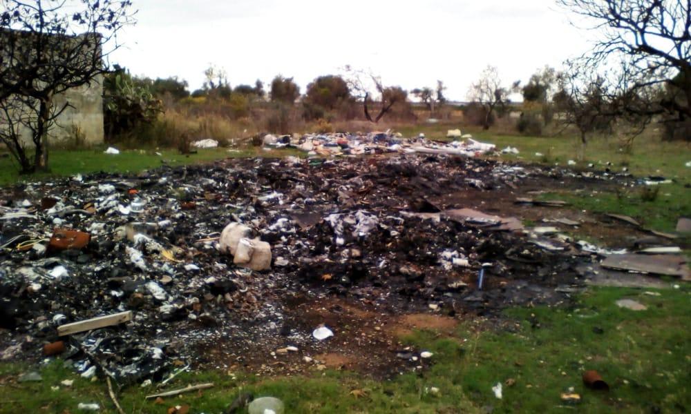 """Coldiretti Foggia: """"Allarme per lo sversamento di rifiuti nei campi"""""""