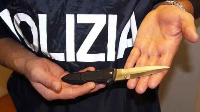 Lentini, andava in giro con un coltello: denunciato 35enne