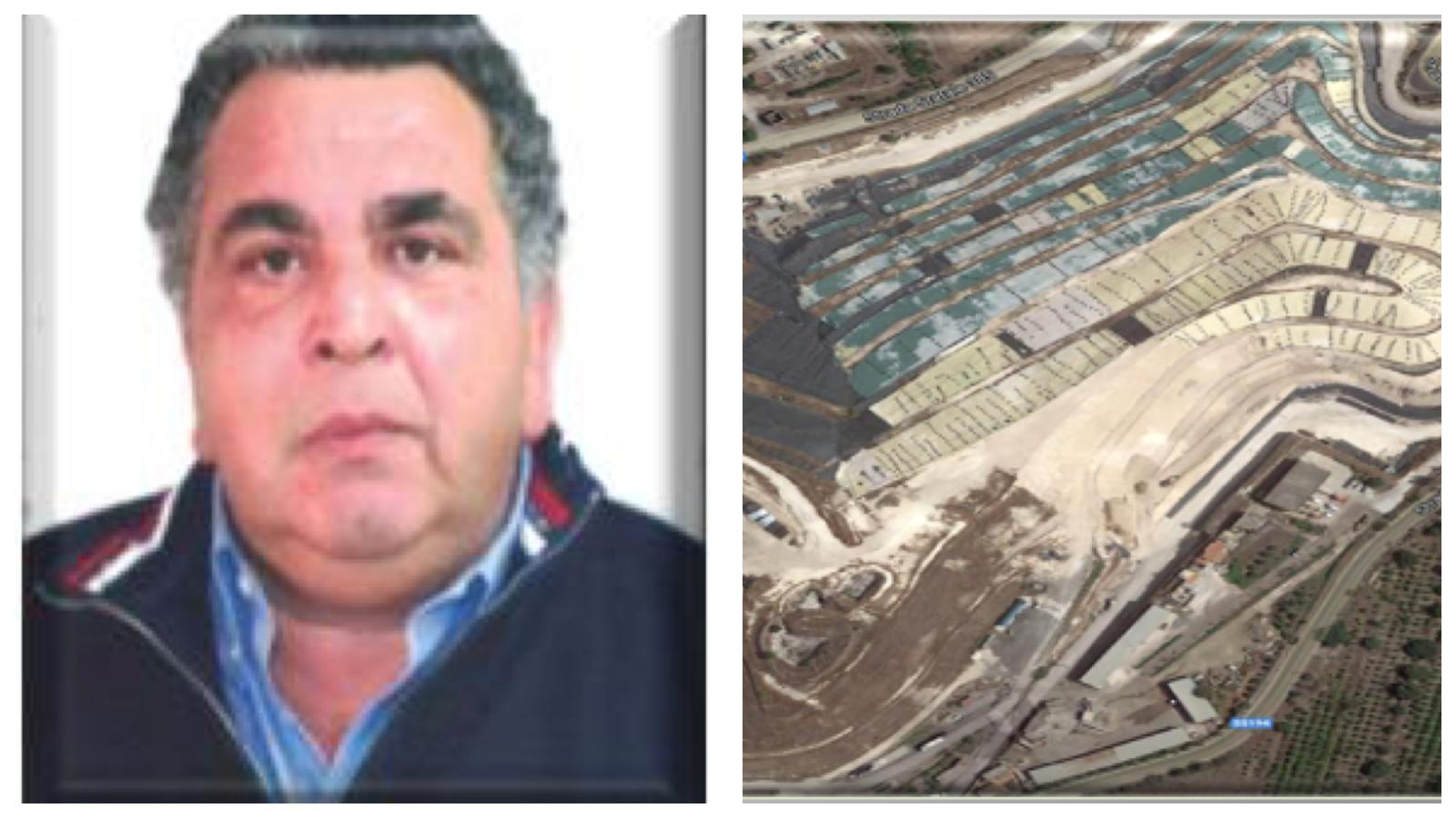 Catania, sequestro di 30 milioni di euro ai patron della discarica di Lentini