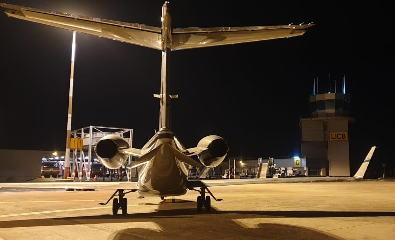 Comiso, trasporto di organi: altra apertura notturna per l'aeroporto