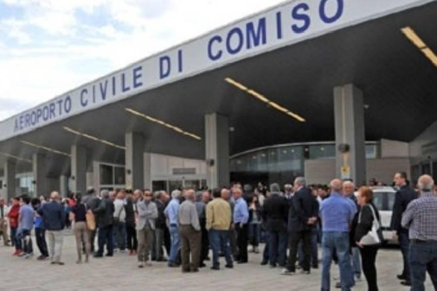 Chiude l'aeroporto di Comiso, stasera ultimo volo per Malpensa