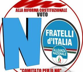 Palermo, il Centrodestra costituisce il Comitato del no per il referendum