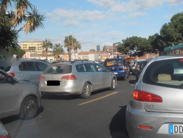 """Traffico Catania, """"si faccia un piano viario prima delle festività"""""""