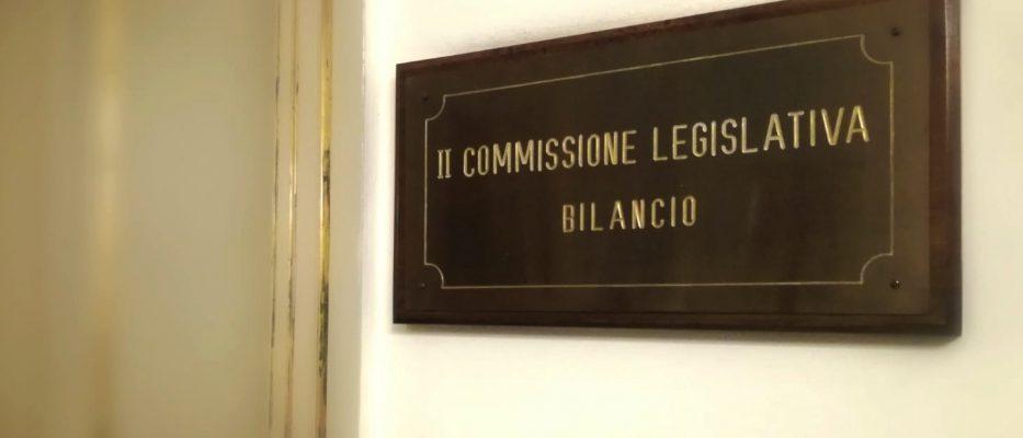 Ars, Commissione bilancio esita ddl su assestamento e rendiconto