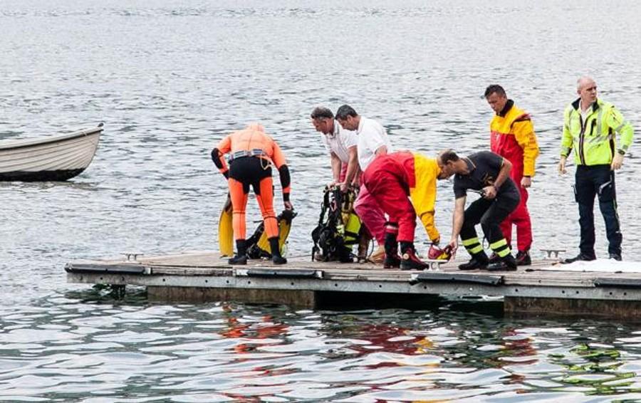 Quindicenne si tuffa nel Lago di Como per la fine della scuola: morto