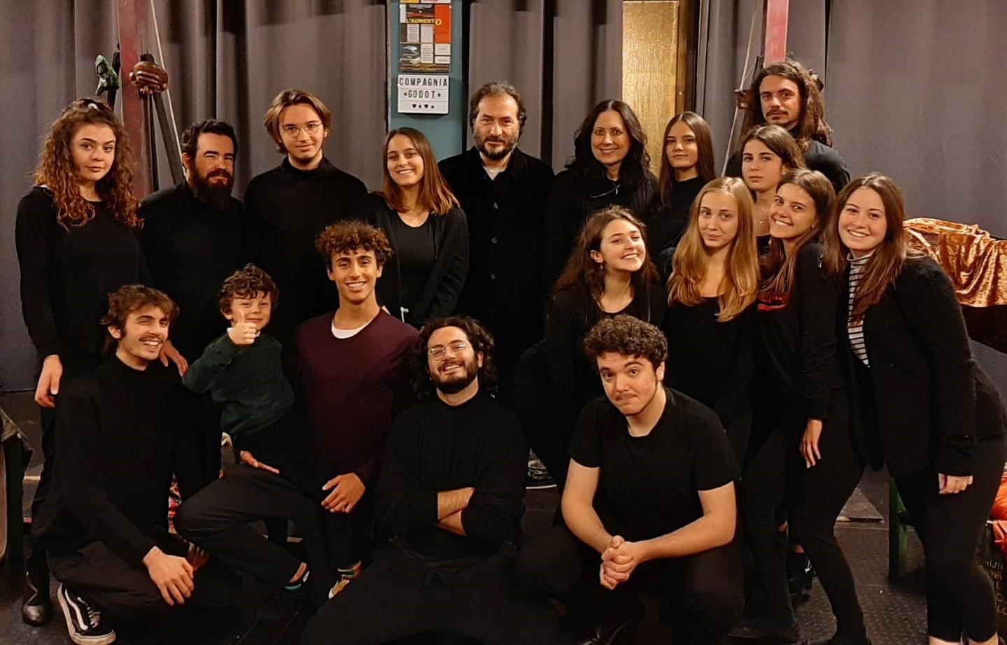 Ragusa, nuova produzione teatrale della Compagnia Godot in scena il 15 e il 16