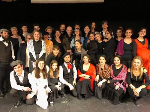La compagnia Godot di Ragusa chiude in bellezza la XIII stagione teatrale